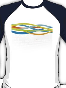 Linux Rainbow T-Shirt