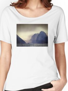 Milford Sound  Women's Relaxed Fit T-Shirt
