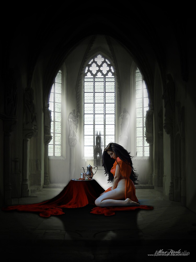 The Supplicant by Adara Rosalie