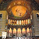 The Right Side Gallery - Cathedral Basilica - St. Louis by barnsis