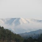 Smoky Mountains of TN by JeffeeArt4u