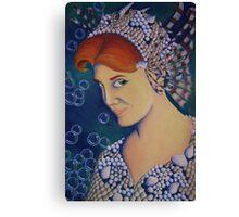 Syreen Canvas Print
