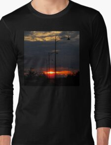 The Sun Has Come To Hold You Long Sleeve T-Shirt