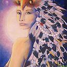 Moon priestess by Kestrelle