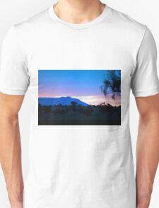 Arapilies at sunset Unisex T-Shirt