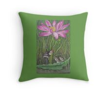 """Home Sweet Home"" Throw Pillow"