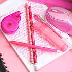 Study in pink #2 by Yentuoc
