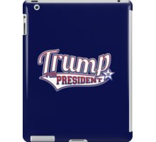 Donald Trump for President 2016 iPad Case/Skin