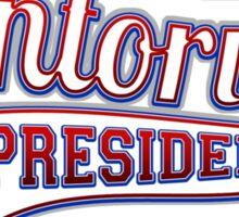 Rick Santorum for President 2016 Sticker