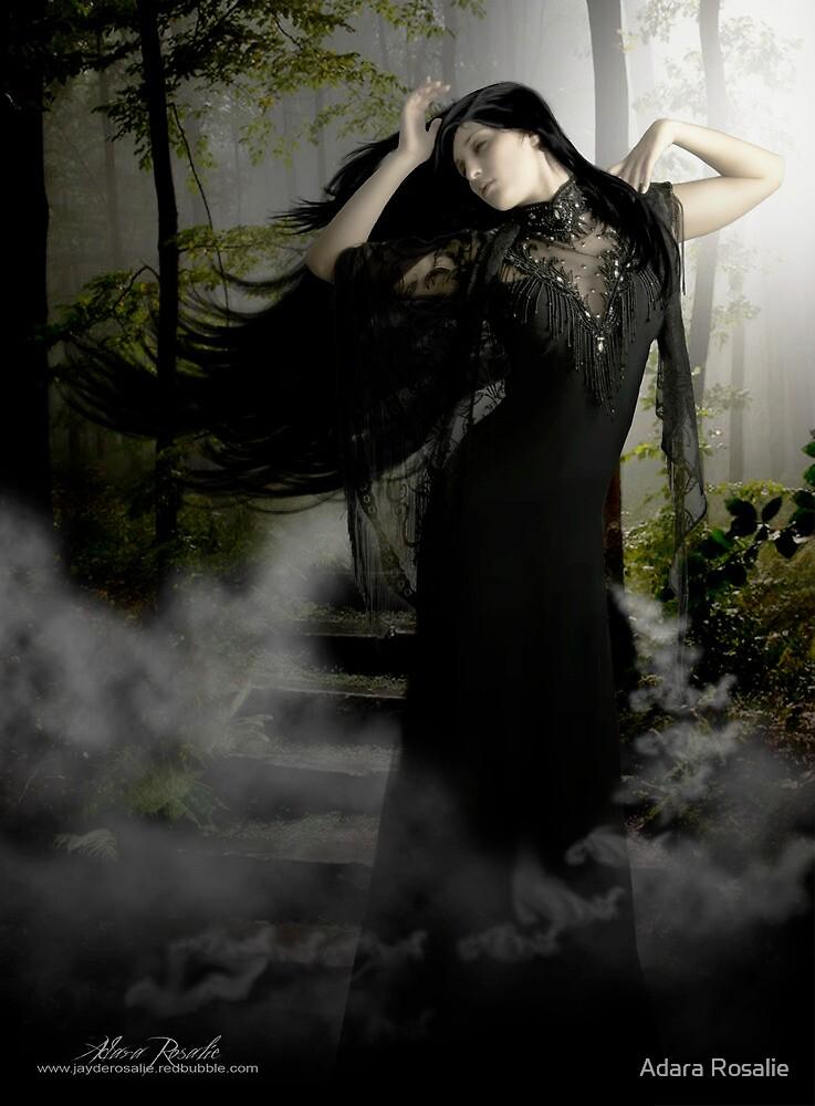 Sky Mist Woman by Adara Rosalie