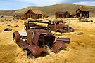 Bodie Ghost Town-1 by Zane Paxton