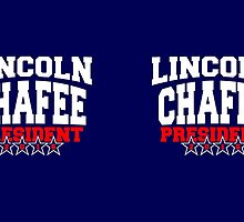 Lincoln Chafee for President 2016 by Garaga