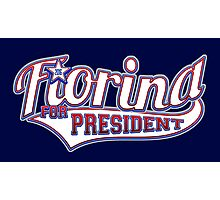 Carly Fiorina for President 2016 Photographic Print