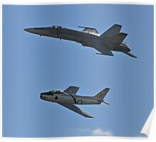 Hornet and Sabre Poster