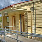 Railway Station, Howard , Queensland by Adrian Paul