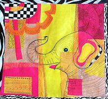 Ellie the Upcycled Elephant   by ACracker69
