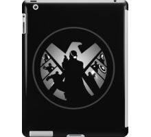 Metallic Shield iPad Case/Skin
