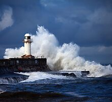 South Gare (Stormy) by PaulBradley