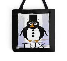 TUX:  FORMAL Tote Bag