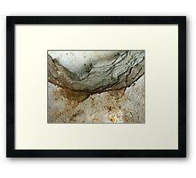 Rocky Highlands Framed Print