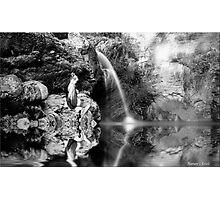 Natures Bride Photographic Print