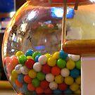 Bubblegum Machine by Gloria Abbey