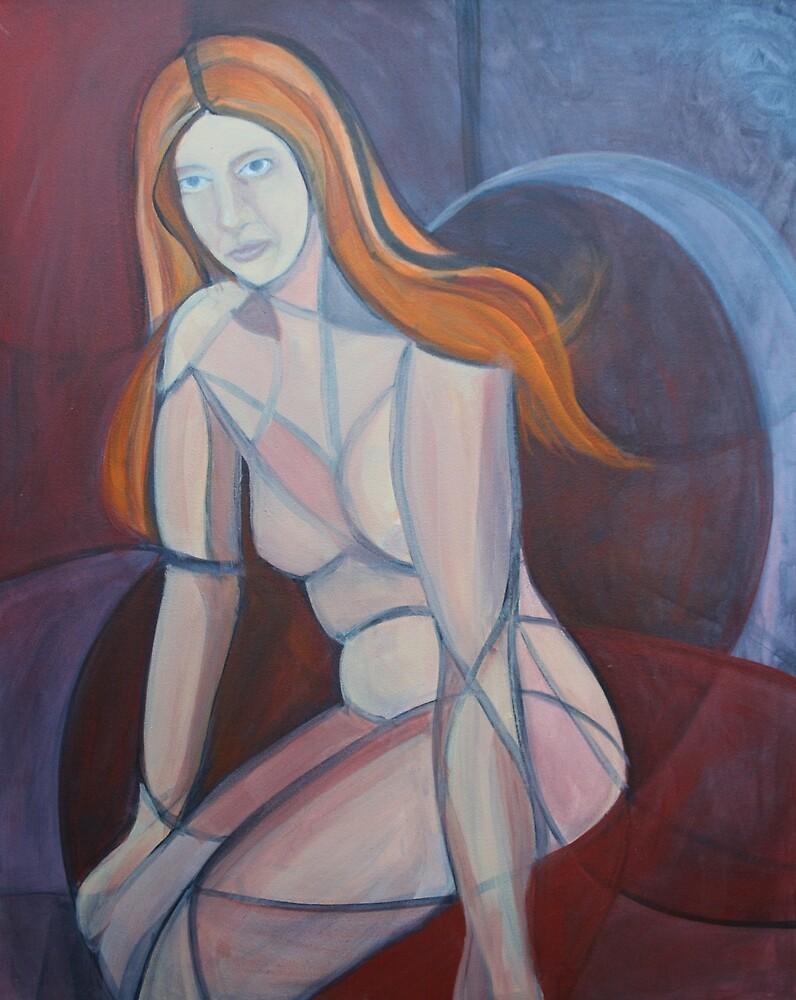 Redhead 2  by Mandy Kerr