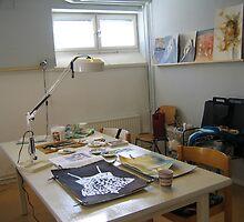 The Studio by Catrin Stahl-Szarka