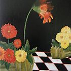 Gerbera's Delight - sold by Kathleen Duronio