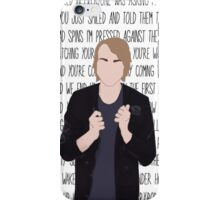 Ashton Irwin End Up Here iPhone Case/Skin
