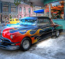 1952 Pontiac Chieftain by kingstid