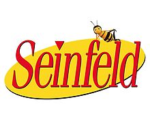 Seinfeld T-shirt with Bee by robailey