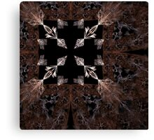 Fractal arrows Canvas Print