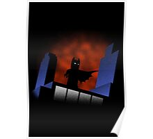 The Brick Knight Poster