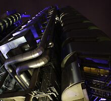 Lloyds Of London #2 by Mark Tull