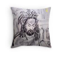 Bino Throw Pillow