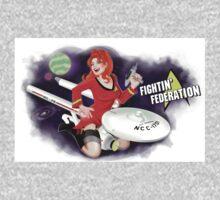 Fightin' Federation! Kids Tee