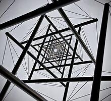 Needle Tower - Kroller-Muller museum by starsofglass