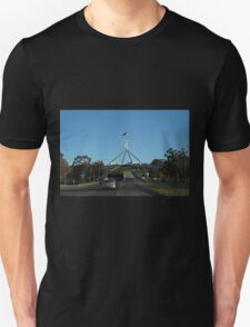 Parliament House View From the Road T-Shirt