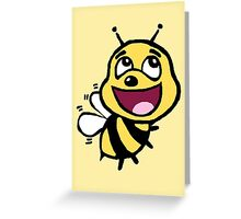 Bee Awesome Greeting Card