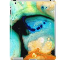 Colorful Abstract Art - The Calling - By Sharon Cummings iPad Case/Skin