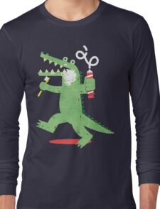 Squeaky Clean Fun Long Sleeve T-Shirt