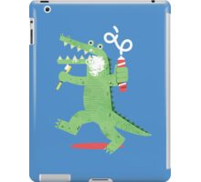 Squeaky Clean Fun iPad Case/Skin