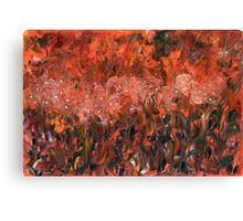 SEPTEMBER ELEVENTH Canvas Print