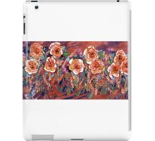 STAR SPANGLED FLOWERS,  9/11 Series iPad Case/Skin