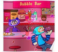 Bubble Bar Poster