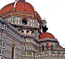 The Florentine Duomo by Cody McKibben