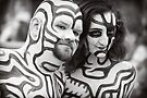Bodypainting by Miron Abramovici