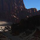 Desert passage by James Iles