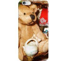 Teddies in a Tree House iPhone Case/Skin